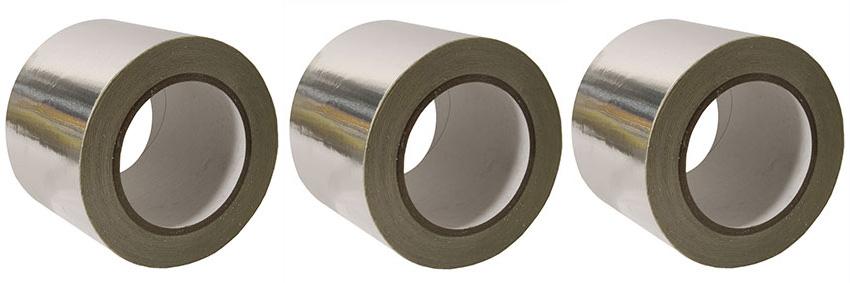 Aluminium Foil Tape อลูมิเนียมฟอยล์เทป